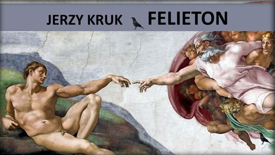 Jerzy Kruk felietony