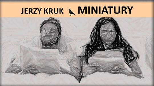 Jerzy Kruk miniatury