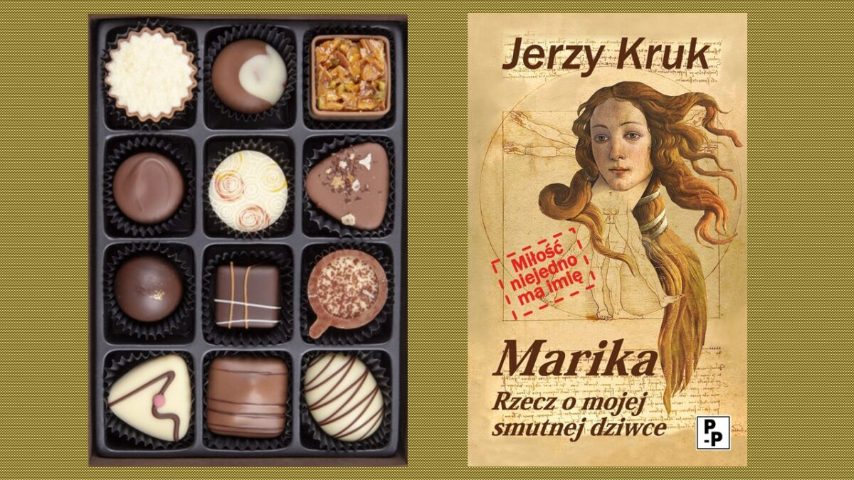 Książka jak czekoladki