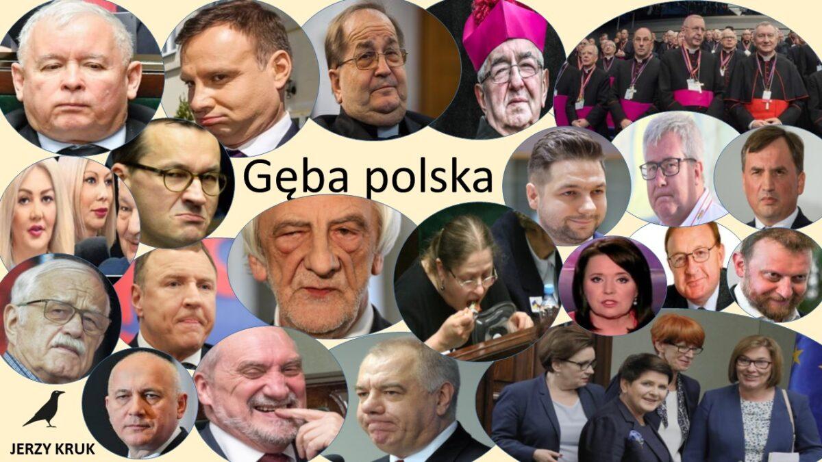 Gęba polska