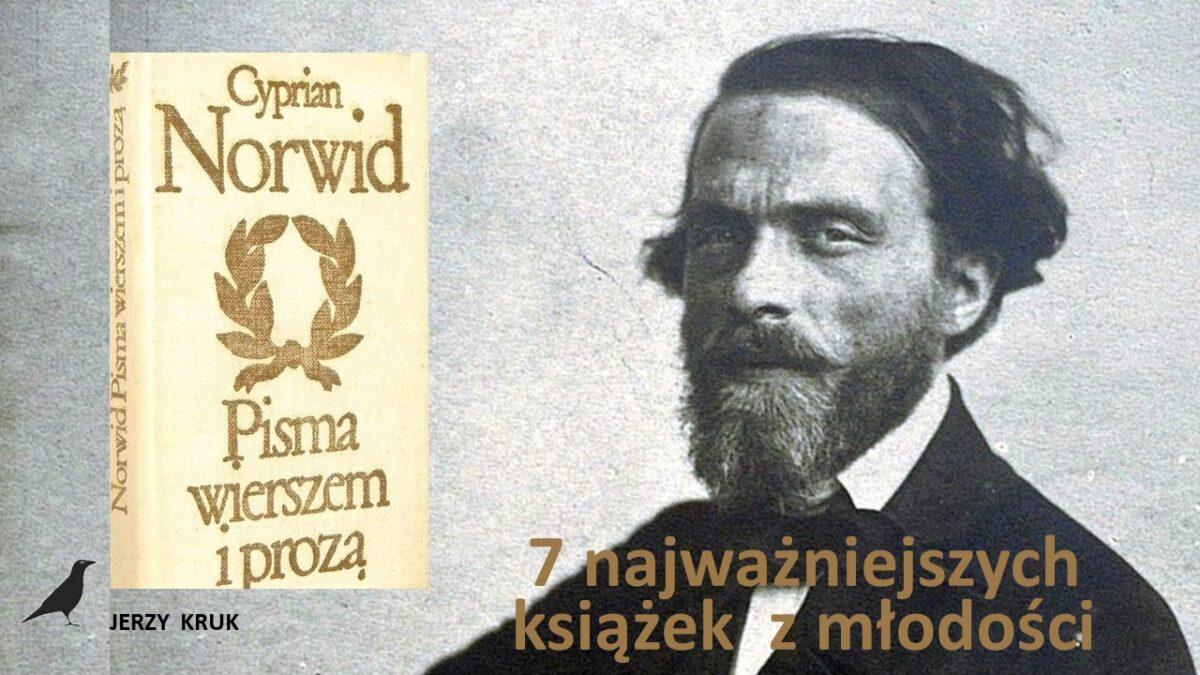 Pierwszy był Norwid