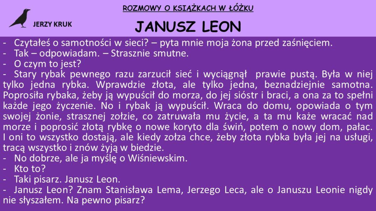 Janusz Leon
